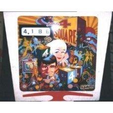 4 Square - Rubber Ring Kit