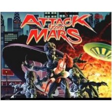 Attack from Mars - Rubber Ring Kit