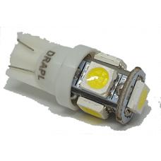 LEDN5 DRAPL-N555-W-Y-G-R-B 12V
