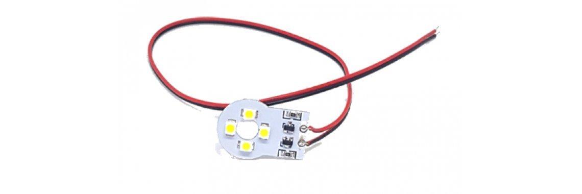 Post LED