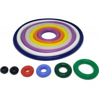Color Silicone Rubber Rings