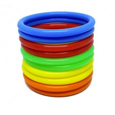 Slingshoot Silicone Rubber Rings